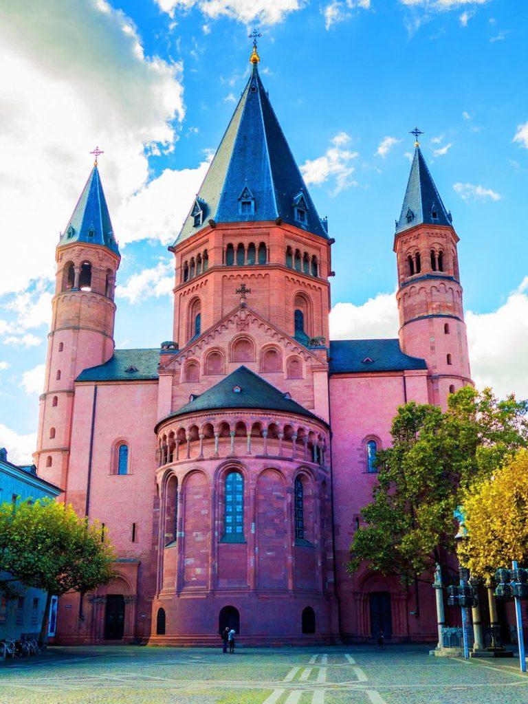 Die Fortbildung zum Business Debate Trainer findet im Herzen von Mainz statt.